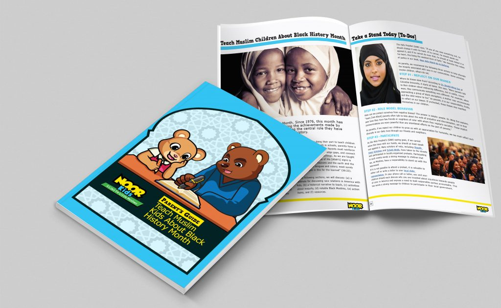 Teach Muslim Kids About Black History Month
