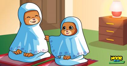 Three Ramadan Habits you need to adopt for your Muslim kids - Noor Kids