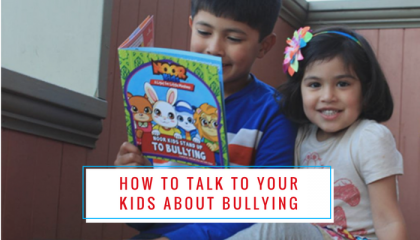 How to Talk to your Kids About Bullying