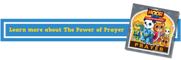 Learn more about The Power of Prayer