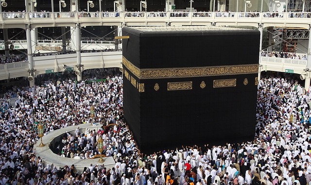 Talking to Muslim kids about death in Islam the kaaba