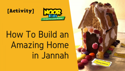 How To Build an Amazing Home in Jannah