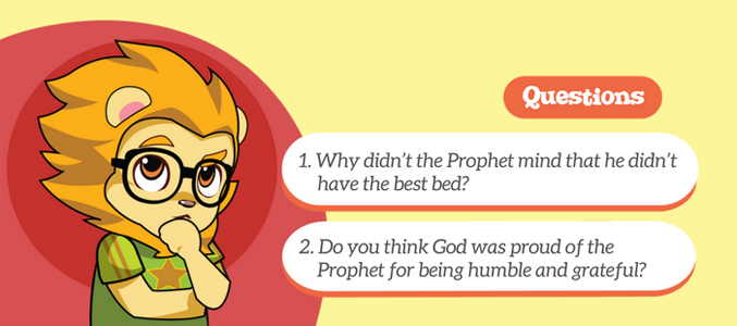 How to Teach Muslim Kids Humility discussion questions