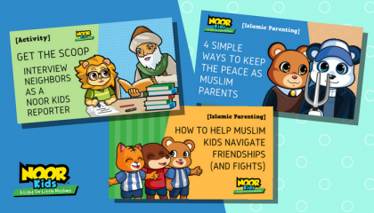 Teach Peace and Unity with these Free Islamic Activities and Resources