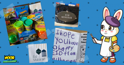 From the Heart: How to Make an Eid Care Package