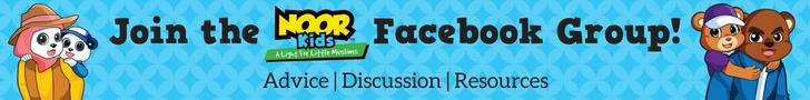 Join the Noor Kids Facebook Group